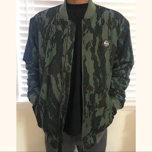 Quicksilver Hakata Bay II Jacket NWT Large